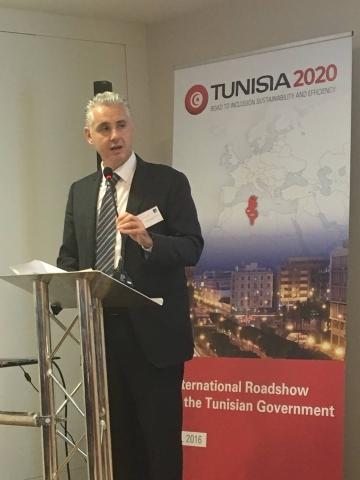 Participation de la chambre de commerce tuniso britannique for Chambre commerce tunisie