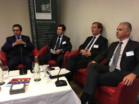 Participation de la chambre de commerce tuniso britannique for Chambre de commerce britannique
