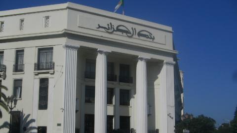 R serves de change la banque d alg rie remet en question for Banque exterieur d algerie
