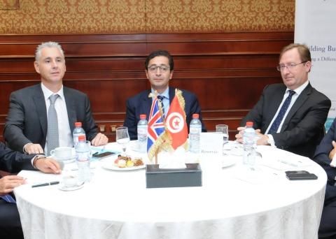 L environnement de l investissement d fis et for Chambre commerce tunisie